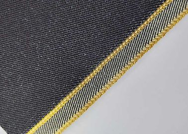 China Super Heavy Weight Selvedge Denim Fabric Twill For Clothes / Furinture W98538 supplier