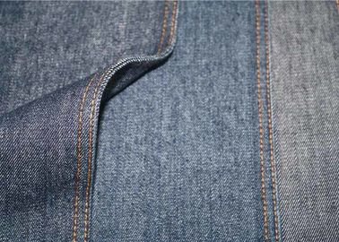 China 11oz Twill 60 Inches Cotton Denim Fabric Blue Jeans Material W049 supplier