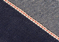 China Indigo Raw Selvedge Denim Fabric Super Heavy Sanforized W9858A 33.14oz 5S*5S factory