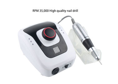 ABS Electric Nail Drill For Acrylic Nails , Portable Professional Acrylic Nail Drill