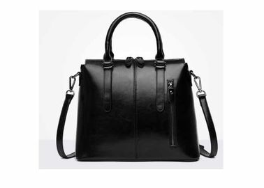 All Match Mens Leather Shoulder Bags 4 Season 898W With SGS Black Brown Colors